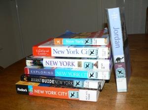 The books I borrowed
