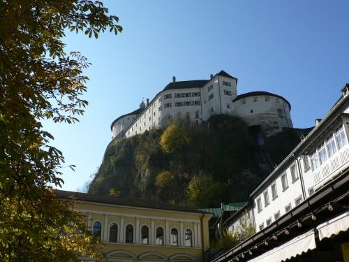 Kustein castle