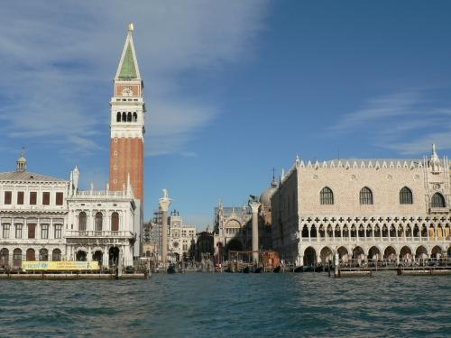 Venice's front door
