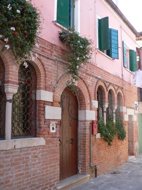 A quiet street on Murano