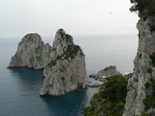 Capri - next in the Looking back Series