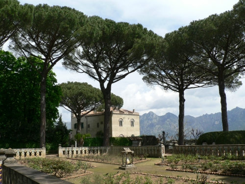Grounds at the Villa Cimbrone