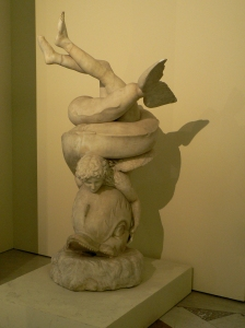 Statue in the Archaeological Museum